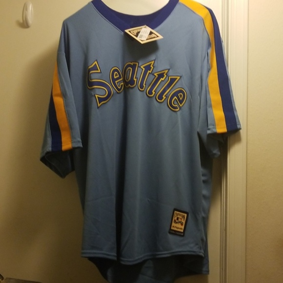 finest selection 7413d c9e54 Seattle Mariners Jersey NWT